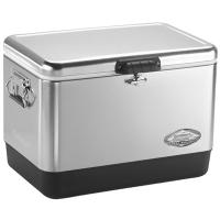 Coleman 54 Quart Steel Cooler