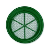 Stansport Classifier  / Sifter Pan -  1/4 Inch Stainless Mesh