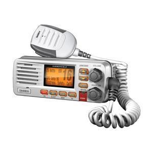 Uniden UM380 White VHF Radio Class D