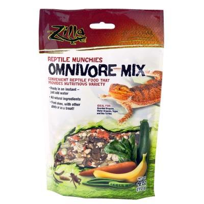 Reptile Munchies Omnivore 4oz