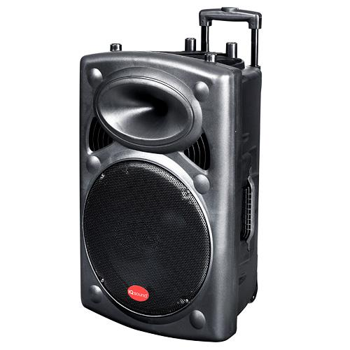 "Supersonic 12"" Professional Active Bluetooth Speaker"