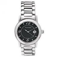 Cross Pens Men's Polished SS Bracelet Watch