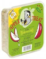 C & S Products Apple Treat Suet