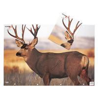 """Eze-Scorer Mule Deer 23"""" x 35""""-2 Ppr Tgts"""
