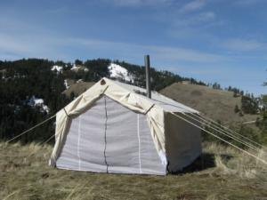 Cabin/Family Tents by Magnum Tents