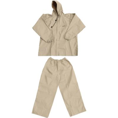 Driducks Rain Suit Khaki-XL