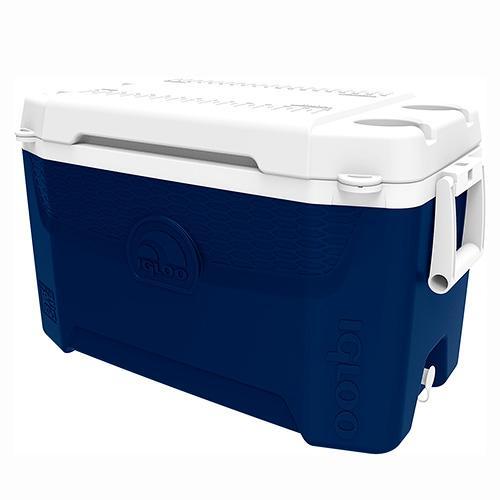 Igloo Quantum 55 Qt Cooler Midnight Blue