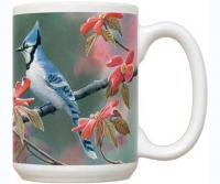 Fiddler's Elbow Blue Jay 15 oz Mug