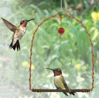 Songbird Essentials Copper Hummingbird Swing