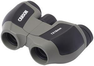 Carson JD-718 Miniscout 7 X 18mm Compact Porro Prism Binocular