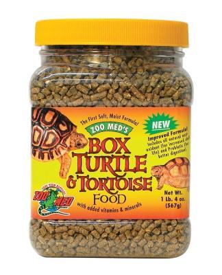 Box Turtle/tortoise Food 10oz