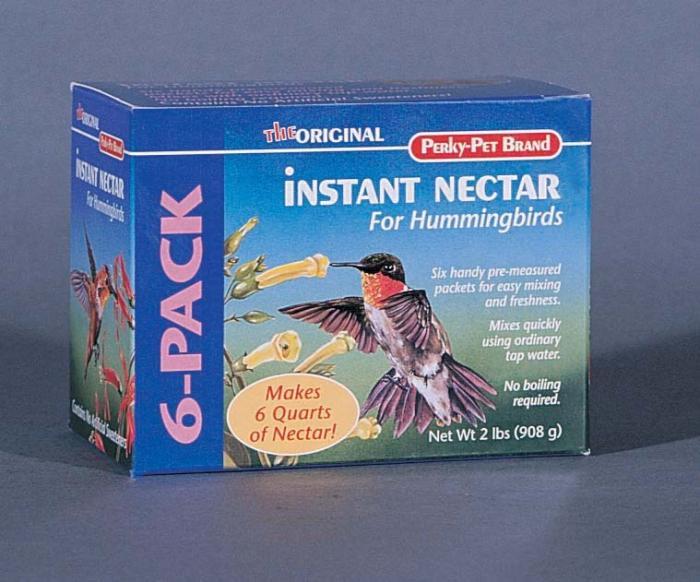 Perky Pet Instant Hummingbird Nectar - 2 Pound Box