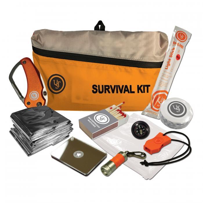 FeatherLite Survival Kit  2.0, Orange