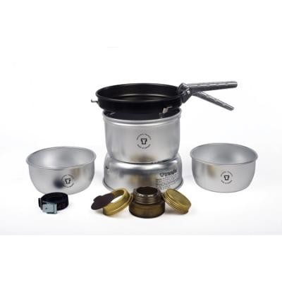 Trangia 27-3 Alc Stove Kit with Ultralight Sauce and FryPan