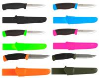 Mora Knives Mora Companion Fixed Blade, Random Color Pick
