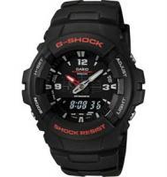Casio G-Shock Watch, Black