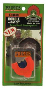 Primos A-Frame Double with Bat Cut