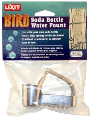 Pop Bottle Water Fount