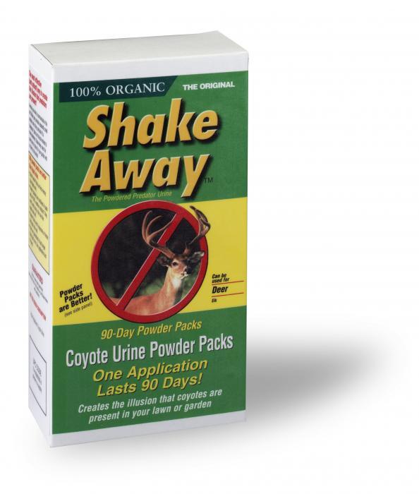 Shake-Away 90 Day Powder Pak Deer