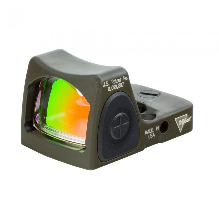 RMR Adj. LED St-6.50 MOA Red Dot-CK-ODG
