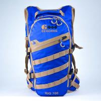 Geigerrig Rig 700 Hydration System, 70 oz., Blue/Tan