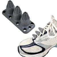 Fury Sporting Cutlery Tactical Kuba-Kickz, Gray, Each