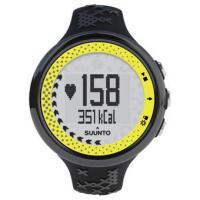 Suunto M5 Women's Training Watch, Black/Lime
