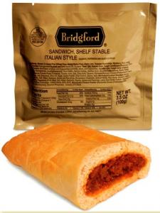 Freeze Dried Food by Bridgford Food