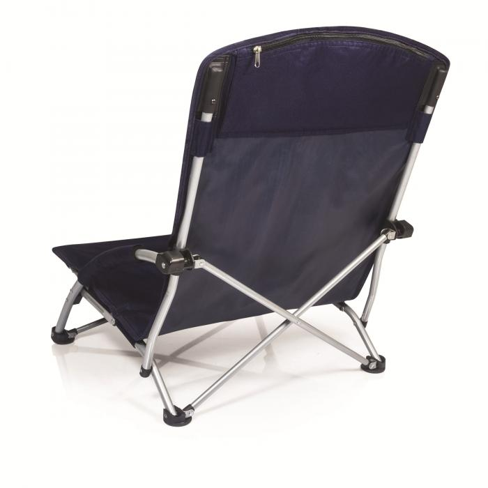 Picnic Time Tranquility Chair- Navy