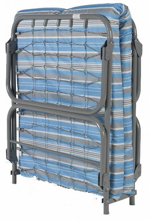 Blantex XK-3 Folding Bed with Foam Mattress