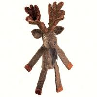 DZI Handmade Designs Moose Woolie Fingerpuppet Ornament
