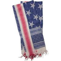 Shemagh Head Wrap, USA Stars & Stripes