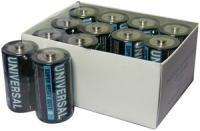 Universal Battery D5624/D5324/D5924/ Super Heavy-Duty Battery Value Box (C 24-pk)