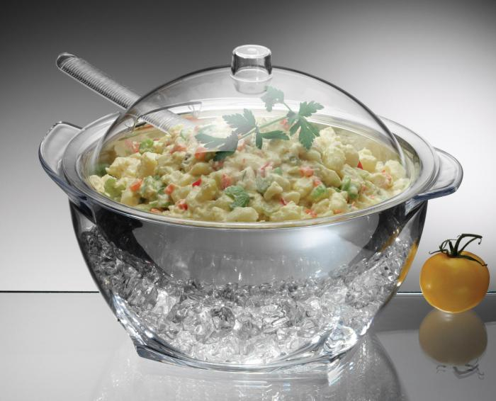 Prodyne IC30 Iced Salad Bowl