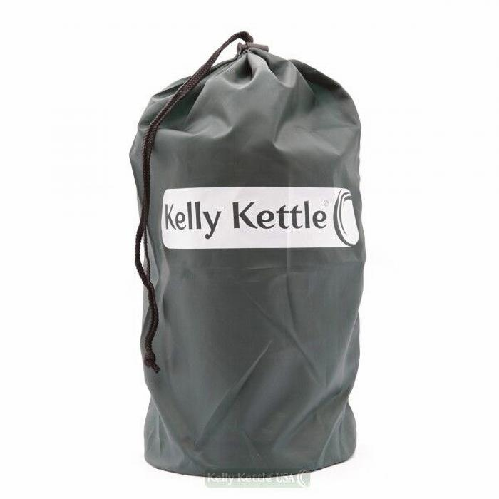 Kelly Kettle Base Camp - Stainless Steel Camp Kettle