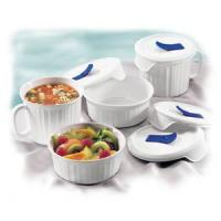 CorningWare 8-pc Mug/Bowl Set