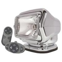 Golight Stryker Searchlight 12V w/Wireless Dash & Handheld Remote - Chrome