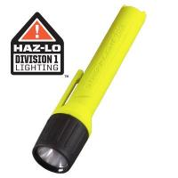STREAMLIGHT Flashlight with 2AA Batteries- Yellow