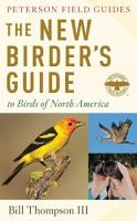 Peterson Books New Birder's Guide to Birds of North America
