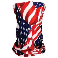 Motley Tube Poly America Flag