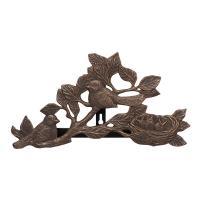 Whitehall Chickadee Hose Holder - Oil Rub Bronze