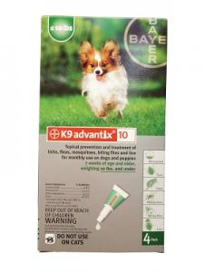 Flea & Tick Control for Dogs by Advantage