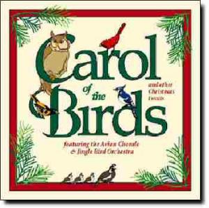 Animelodies Carol Of The Birds, CD