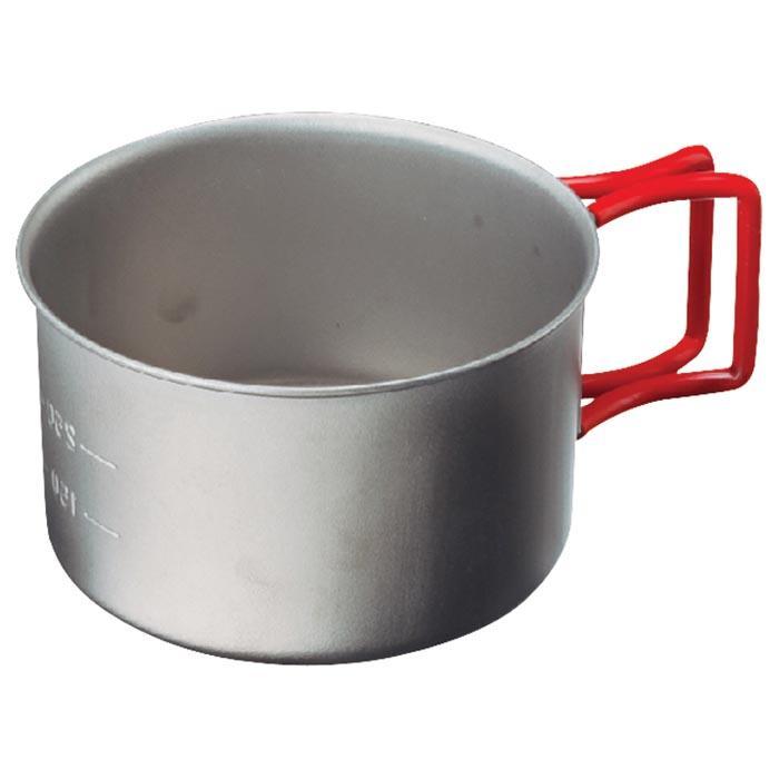 Evernew Titanium Cup