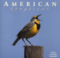 Naturescapes American Songbirds CD