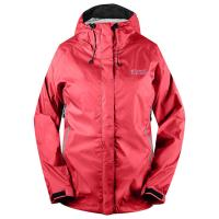 Free Rain Jacket Wmen Md Poppy