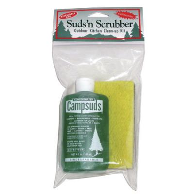 Camp Suds Suds & Scrubber Kitchen Clean