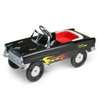 55 Classic Sidewalk Cruiser Pedal Car - Black