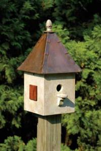 Woodpecker / Flicker Bird Houses by Heartwood