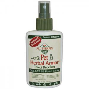 Flea & Tick Control for Dogs by All Terrain